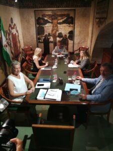 Reunión PGOU Marbella