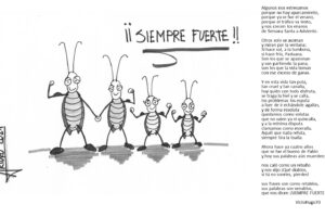 La Familia Cucaracha -Siempre Fuerte
