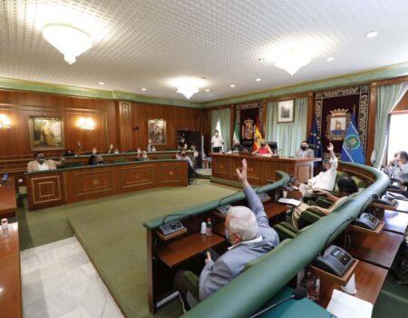 El Pleno ratifica el documento de avance del PGOU
